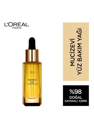 L'Oréal Paris Mucizevi Yağ Günlük Yüz Bakım Yağı Renkli